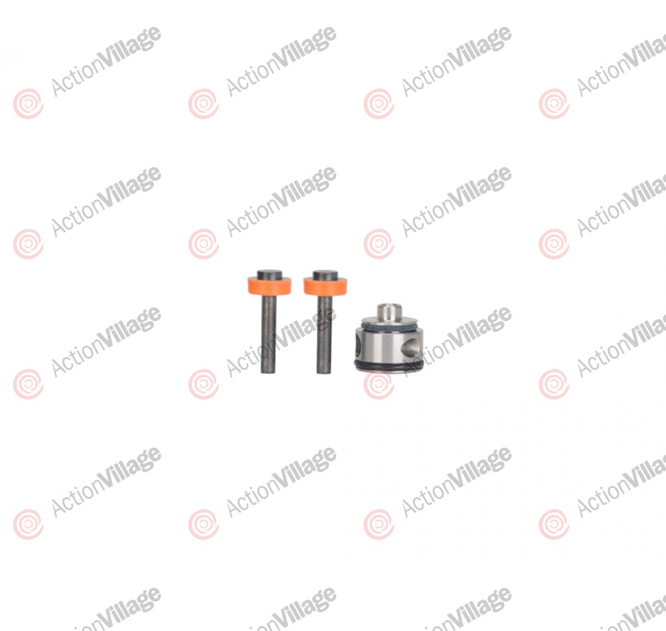 WDP Angel Speed Exhaust Valve & 2 Guides