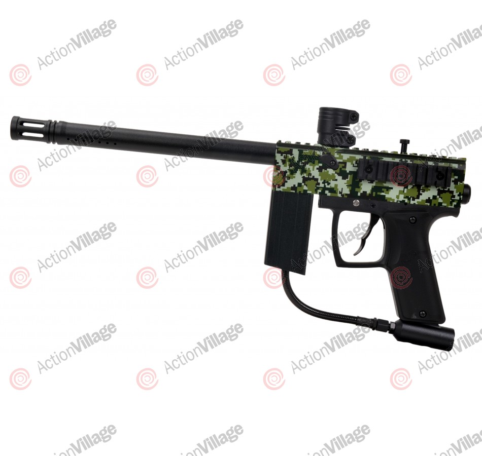 Azodin ATS Paintball Gun - Camo