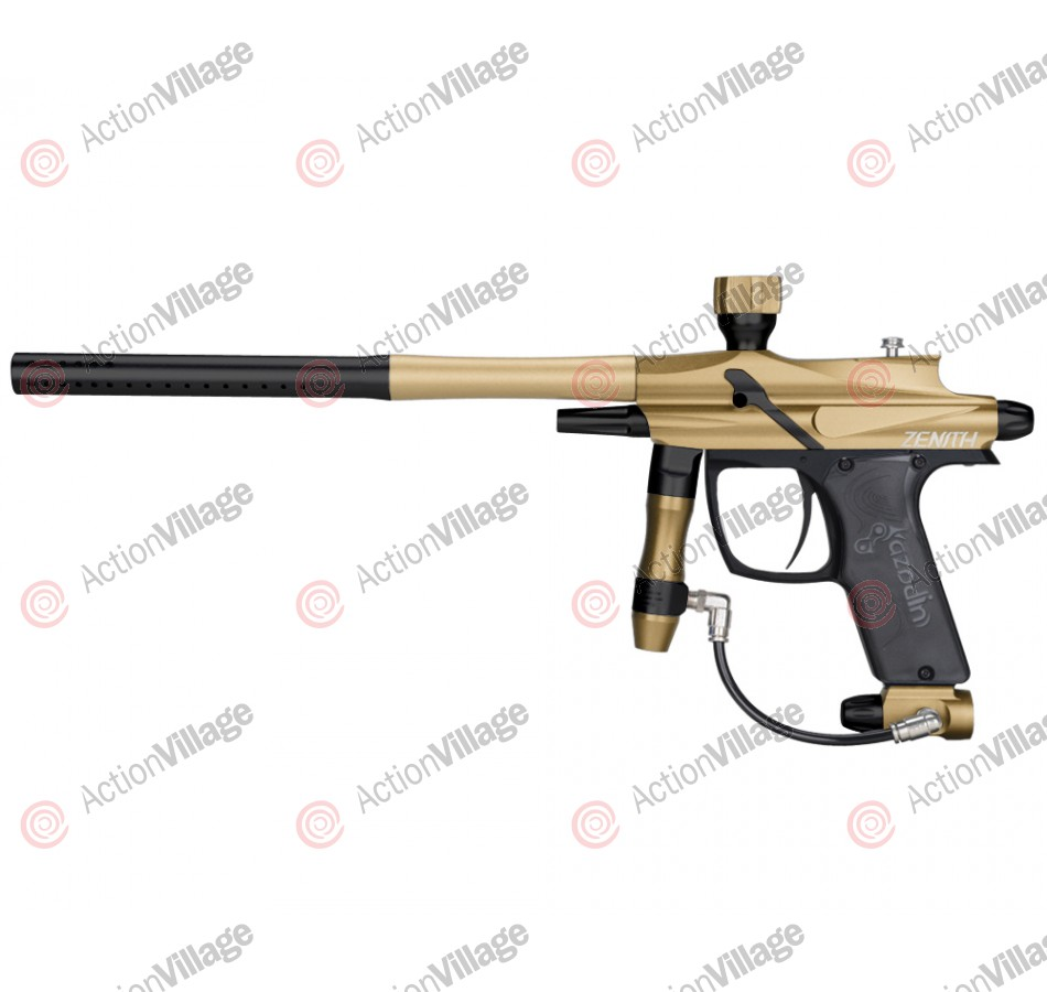 Azodin Zenith Paintball Gun - Gold/Black