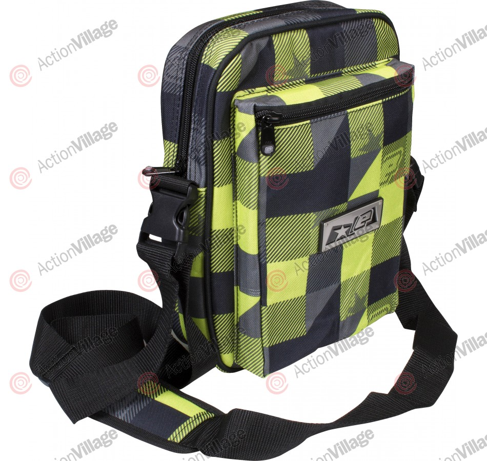 Planet Eclipse 2013 Gun Pack - Plaid Lime