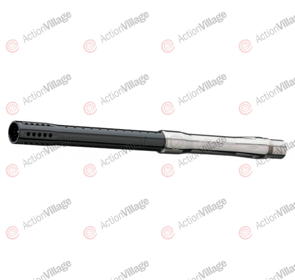 Dye 2 Piece Boomstick Paintball Barrel - Dust Black