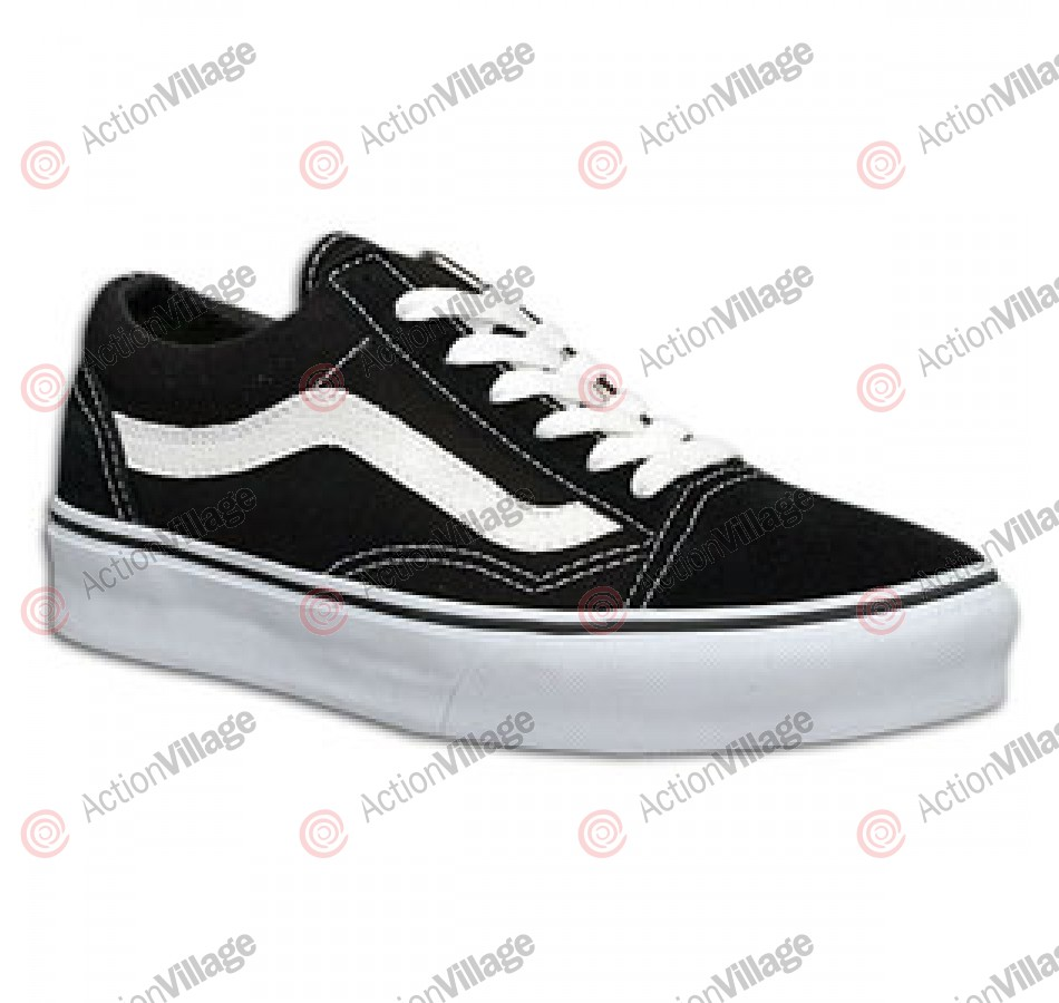 Van's Old Skool - Youth Shoes - Black