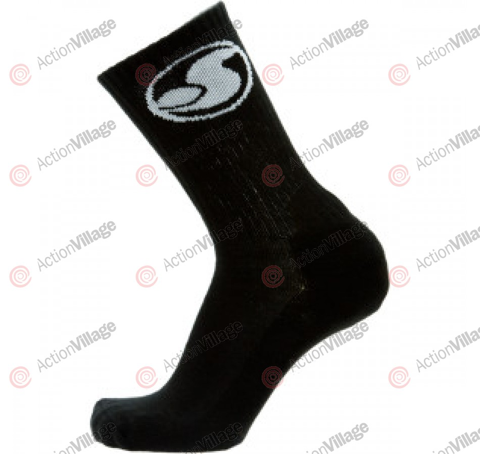 DVS Shoes Icon Calf Socks - Black - Size 10-13