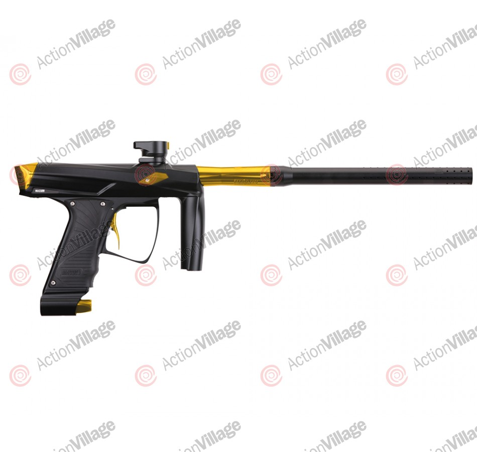 MacDev Clone GT Paintball Gun - Black/Gold