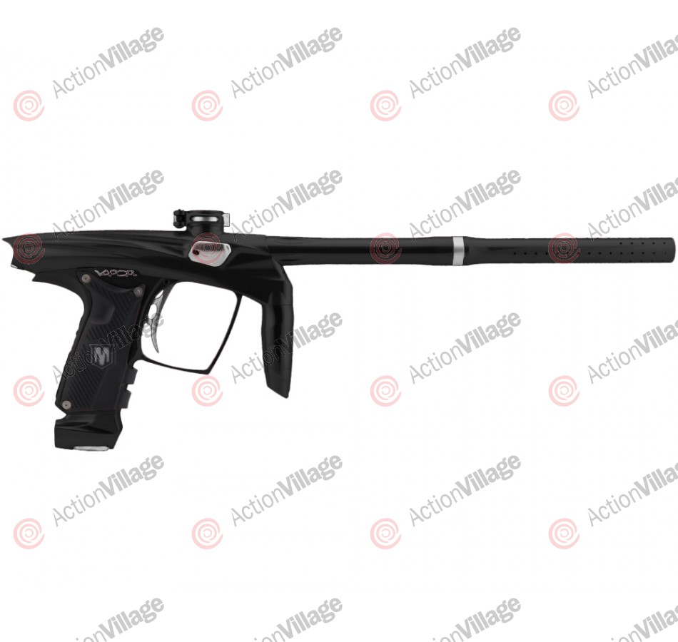 Machine Vapor Paintball Gun - Black w/ Grey Accents