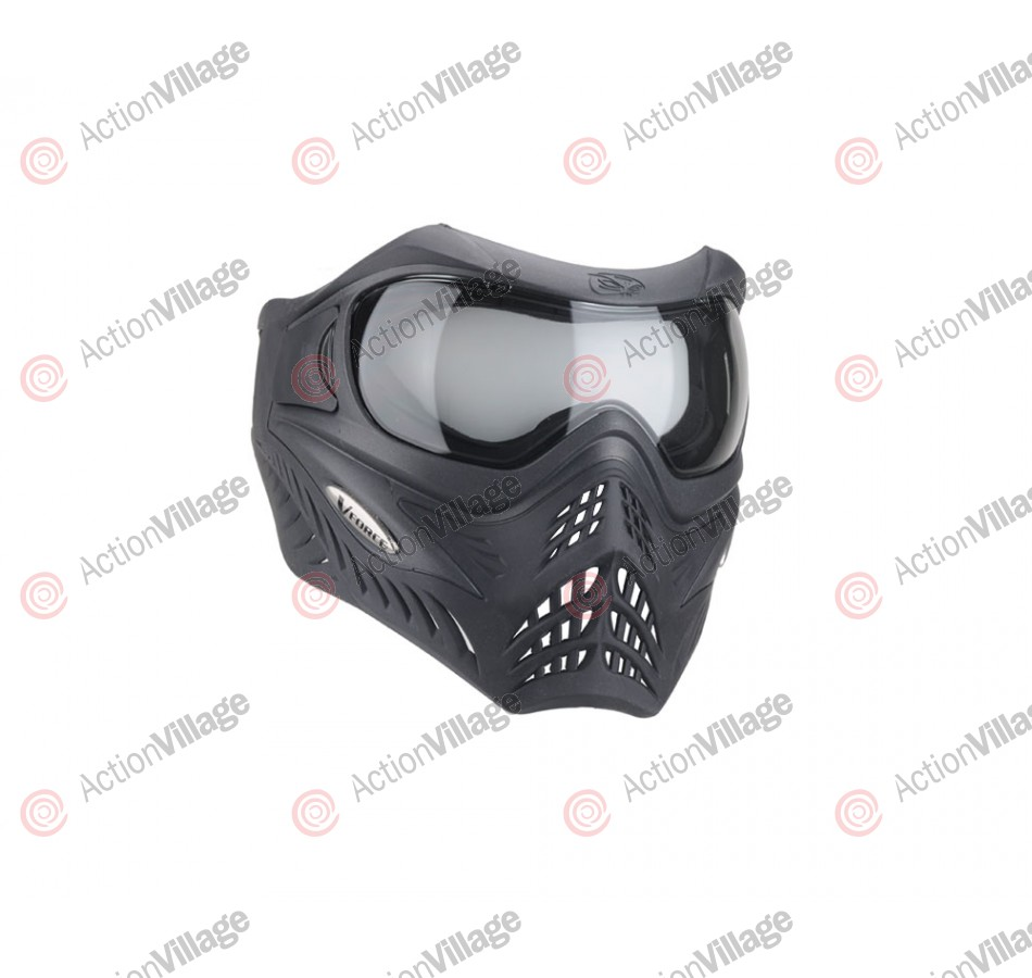 V-Force Grill Paintball Mask - Black