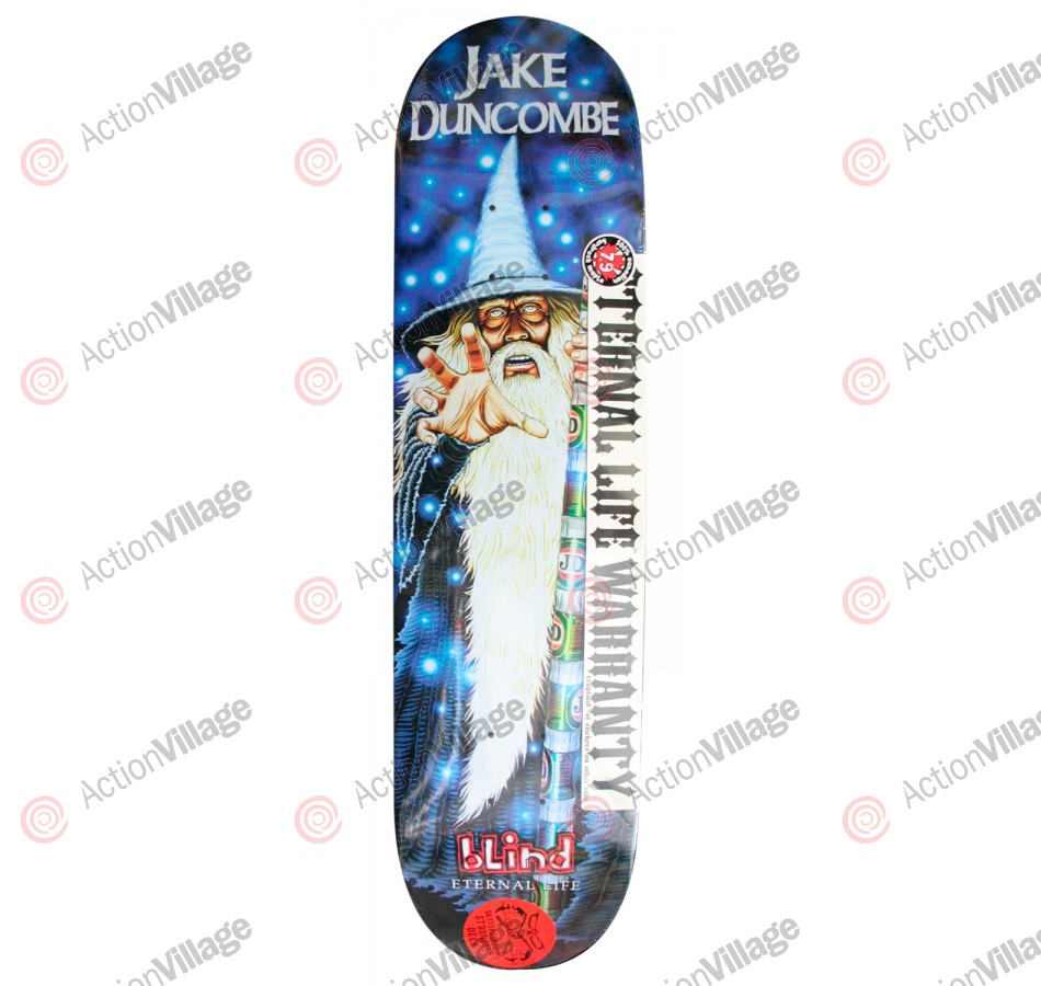 Blind Duncombe Wizard Stick - 7.9 - Skateboard Deck