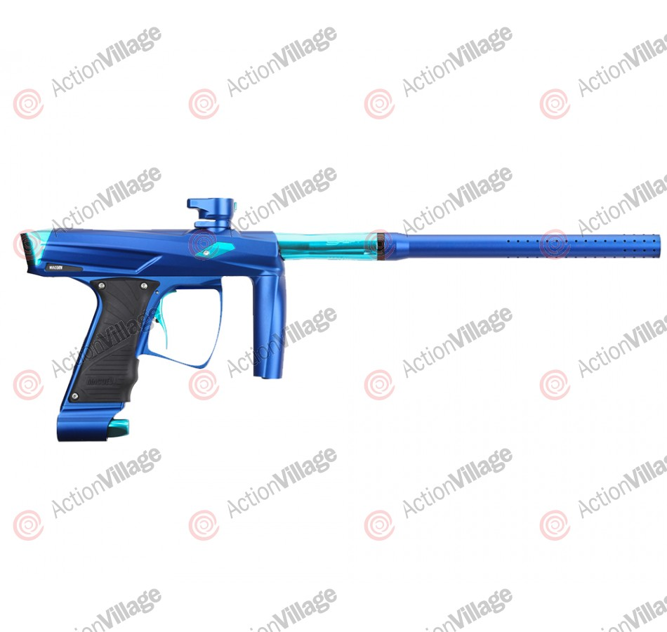 MacDev Clone GT Paintball Gun - Blue/Black