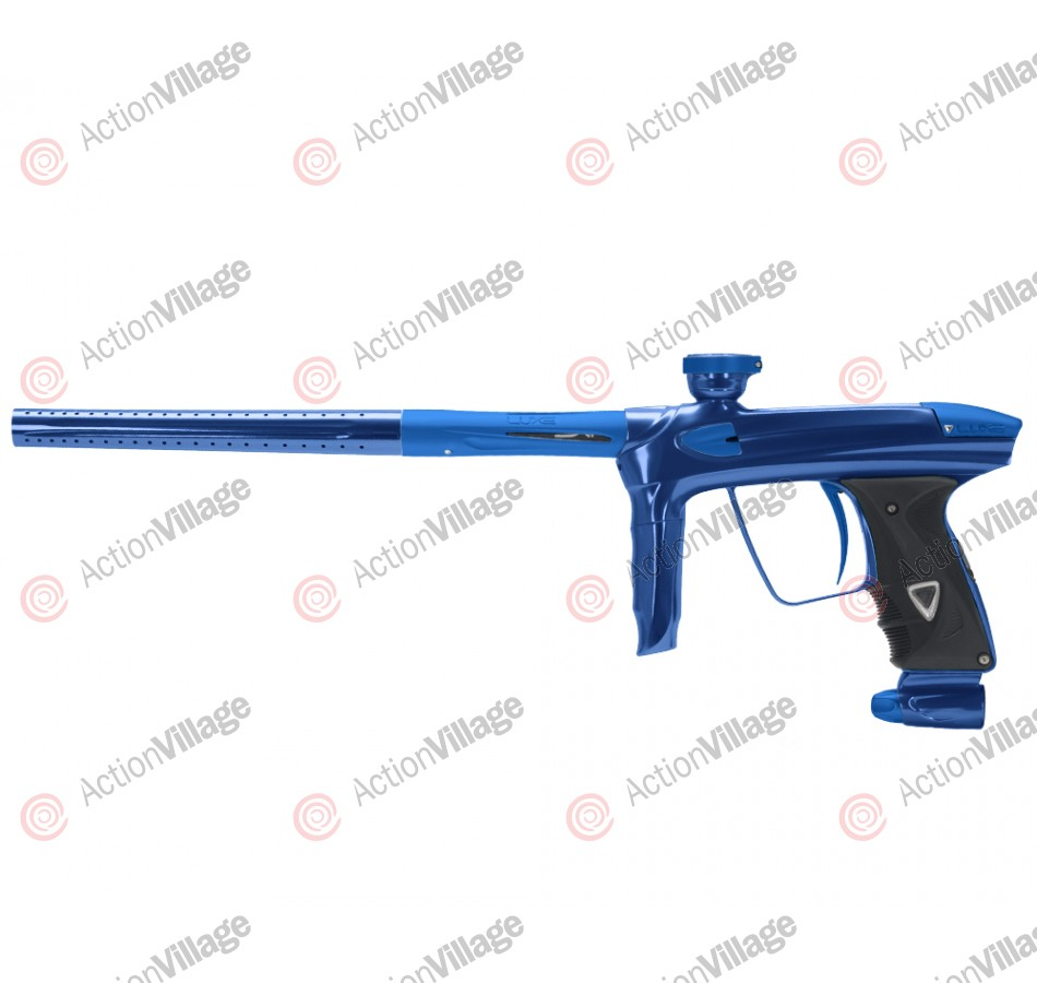 DLX Luxe 2.0 Paintball Gun - Blue/Dust Blue