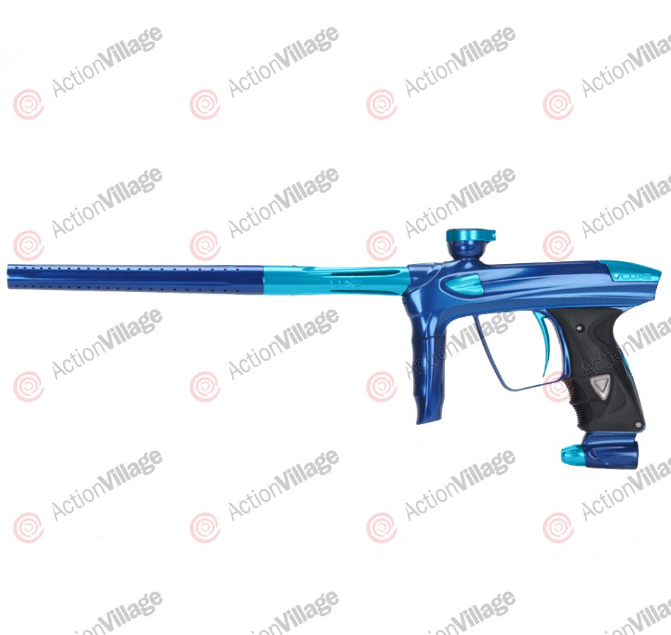 DLX Luxe 2.0 Paintball Gun - Blue/Teal