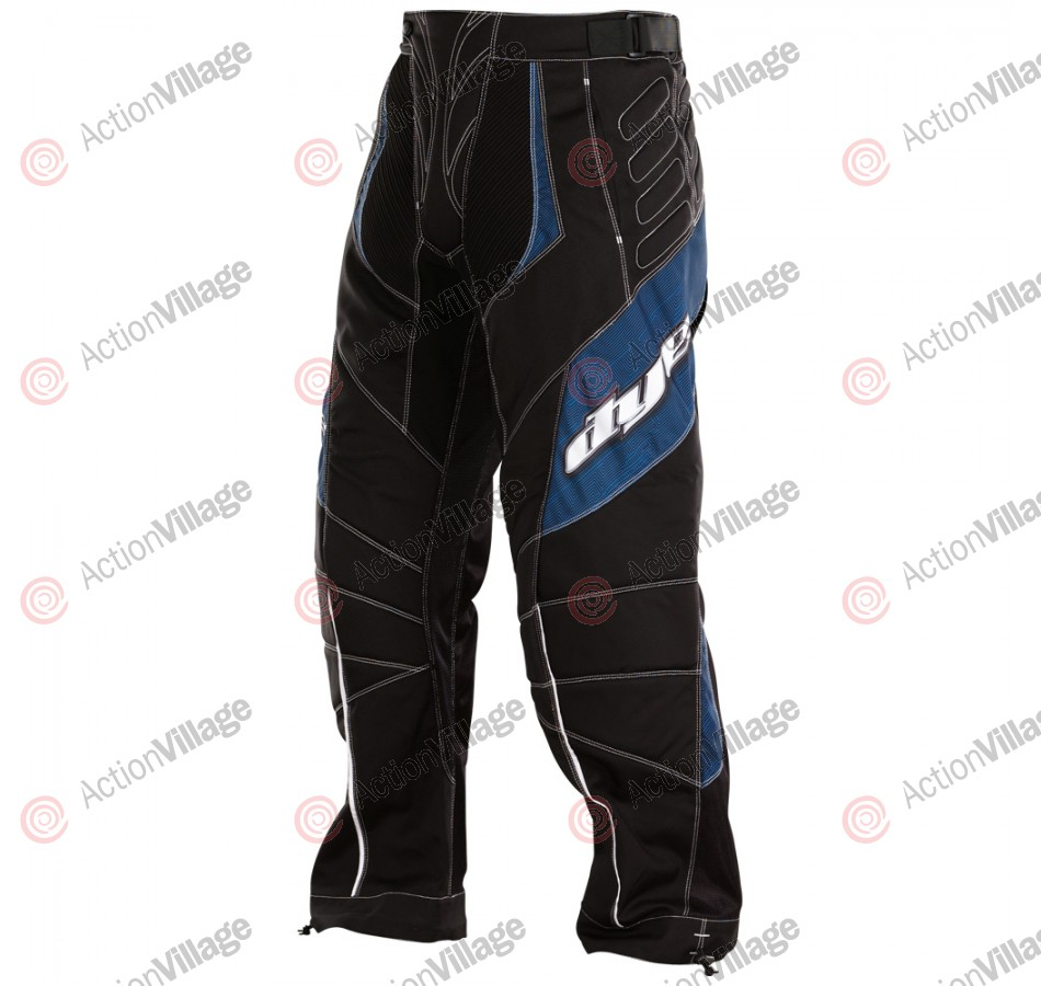 2011 Dye C11 Paintball Pants - Hypnotic Navy