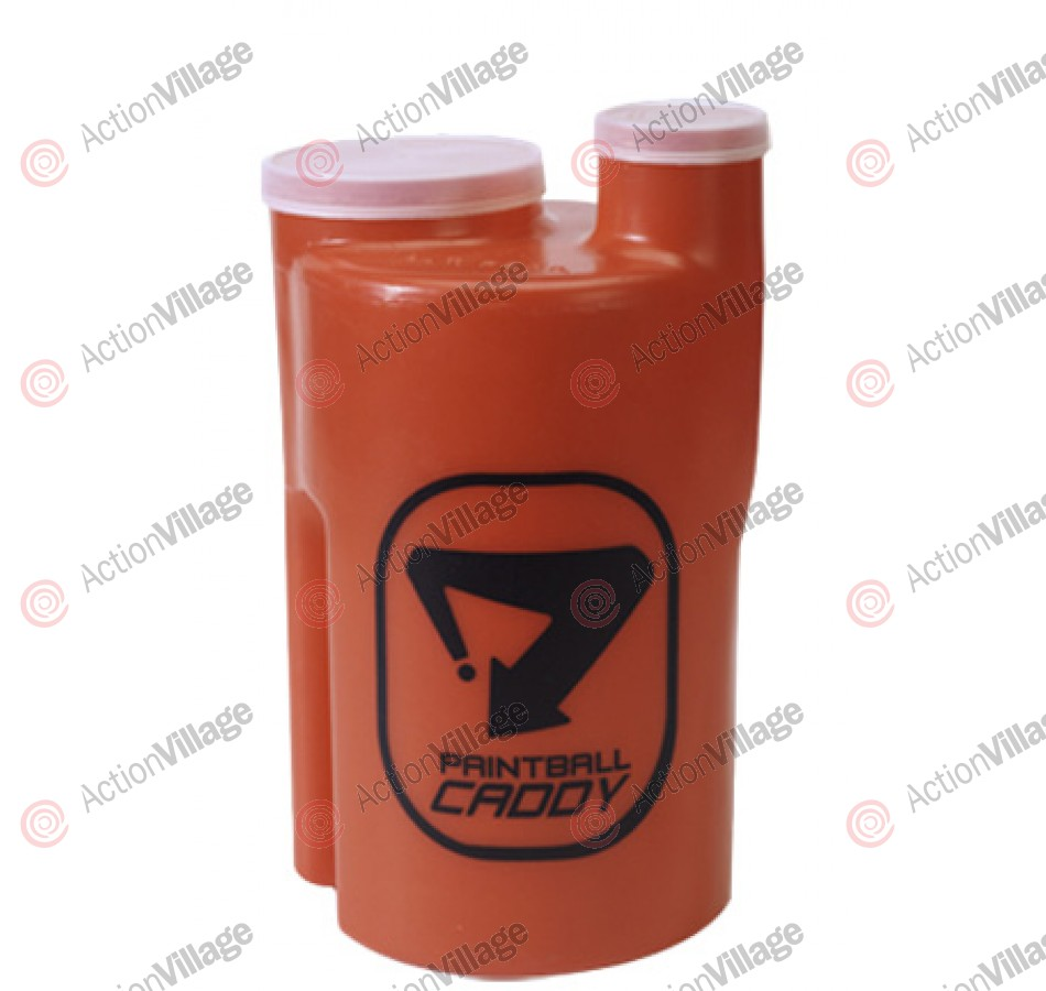 Paintball Caddy 1000 Round Loader - Red