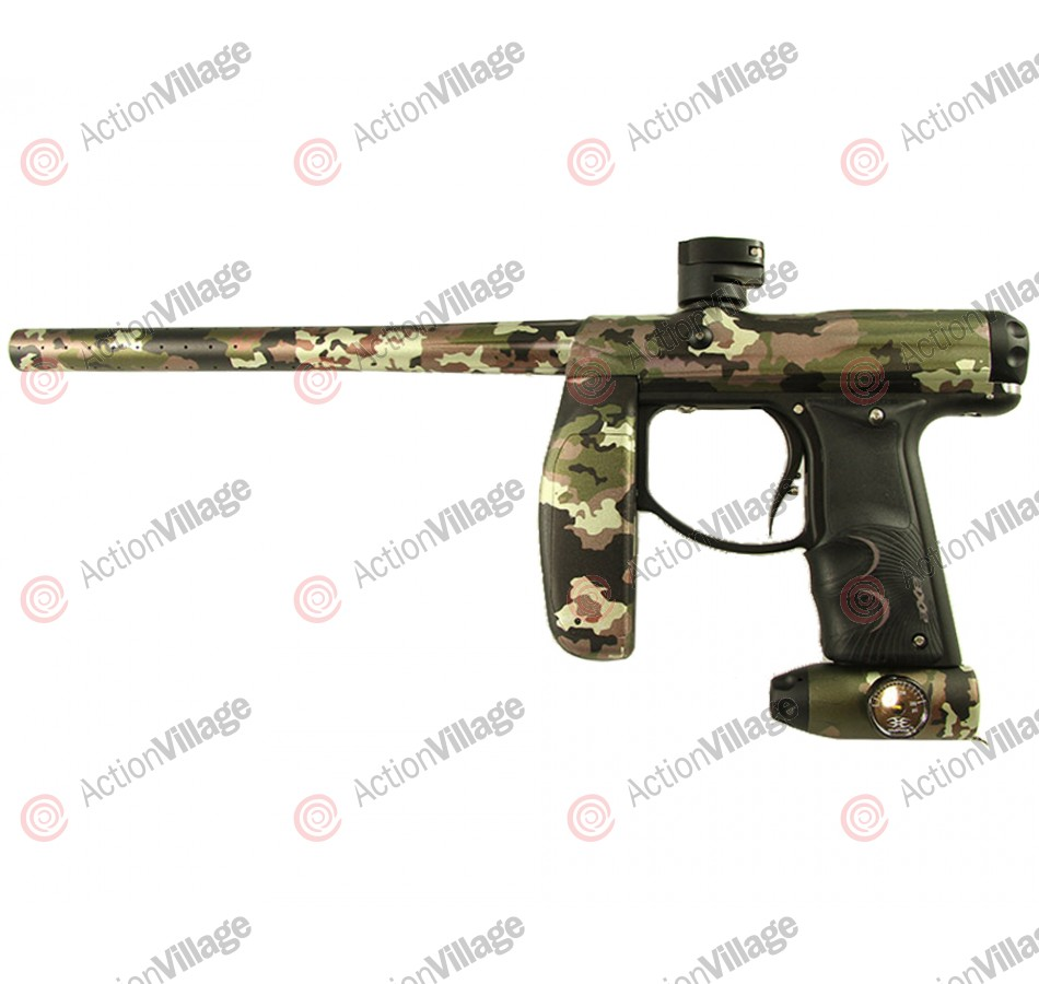 Empire Axe Paintball Gun - LE Camo