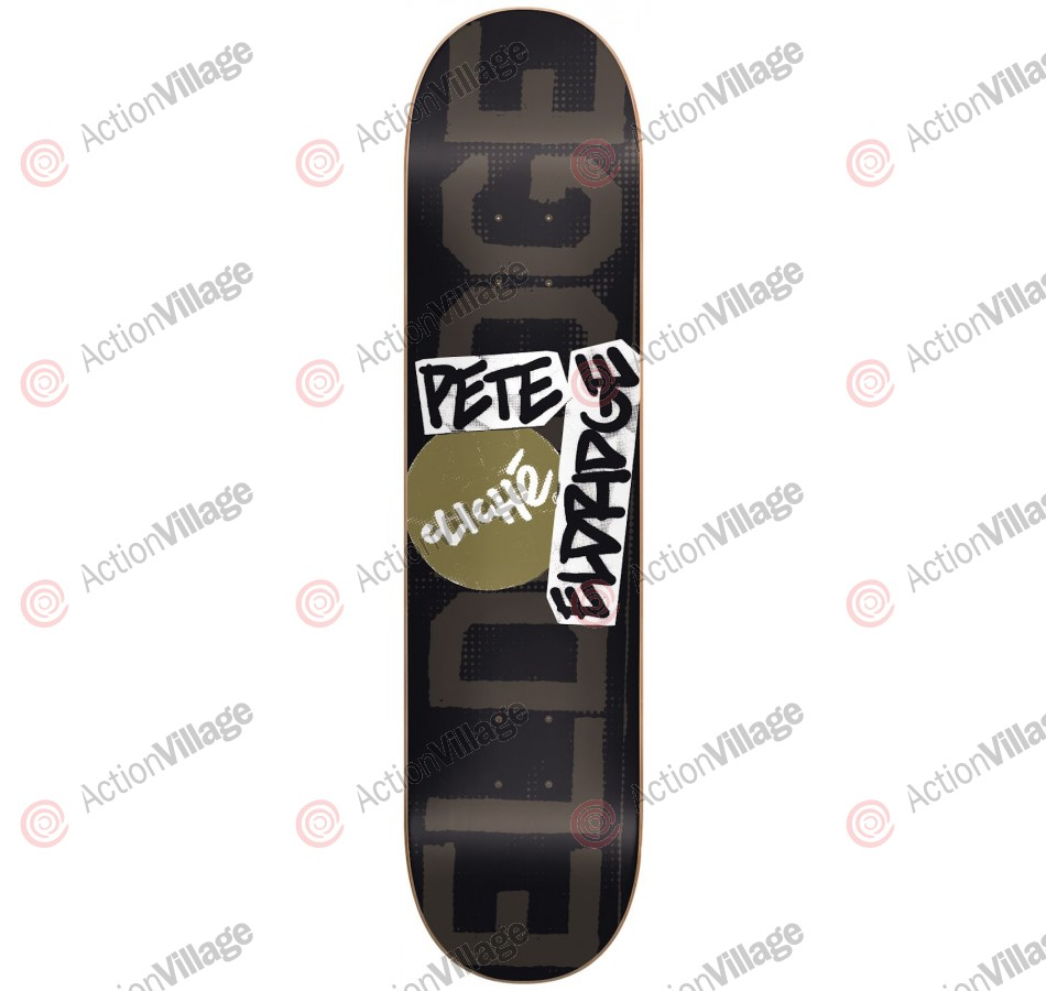 Cliche Circle Cut R7 - Pete Eldridge - 8.0 - Skateboard Deck