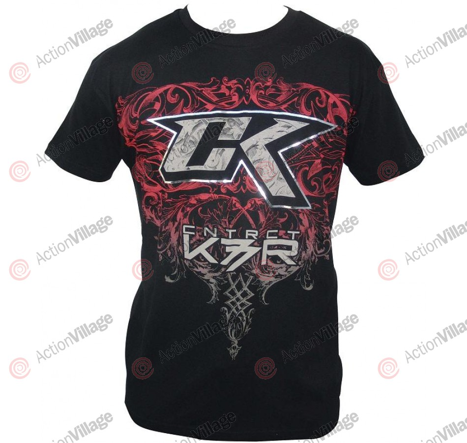 Contract Killer 2011 Victory T-Shirt - Black
