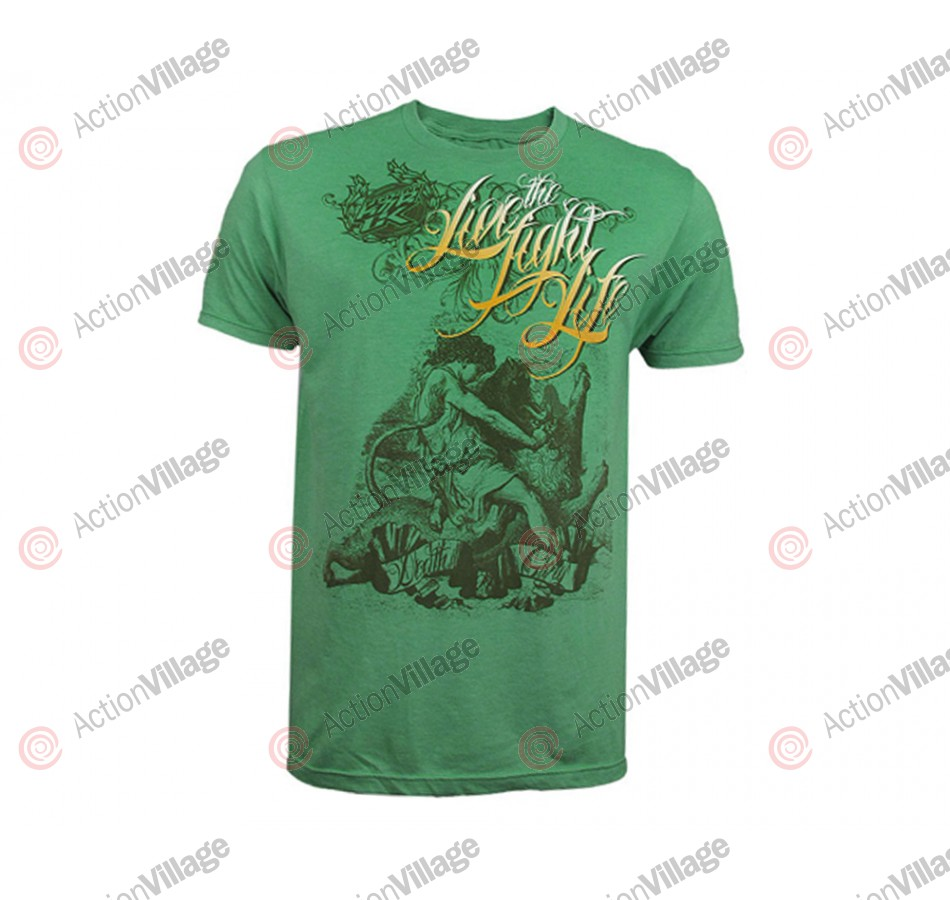 Contract Killer Mata Leao T-Shirt - Green