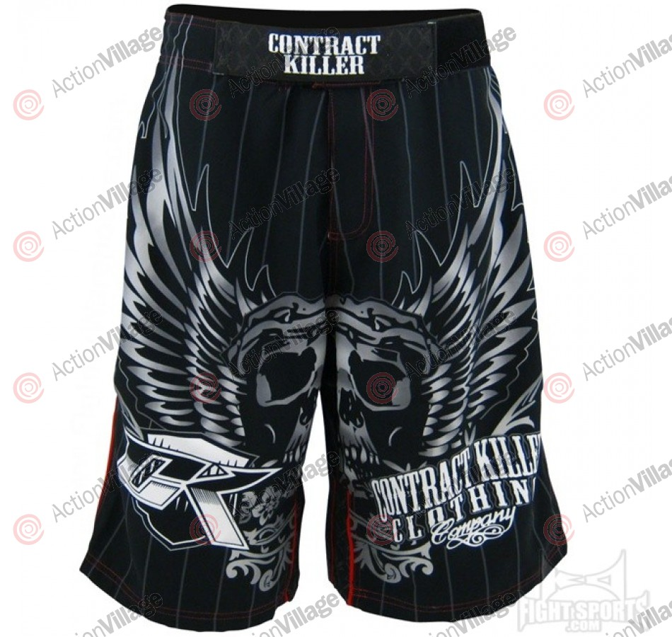 Hybrid Contract Killer Wings N Things Shorts