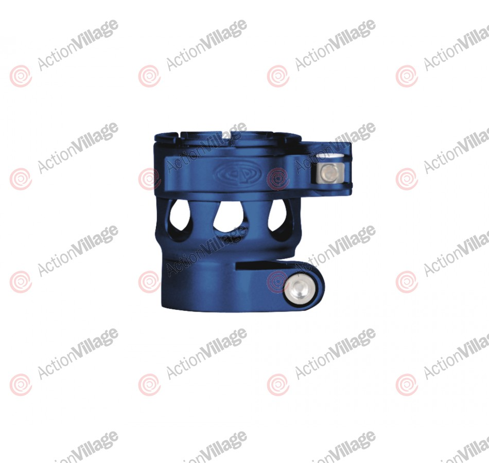 Custom Products CP Etek 1/2 Clamping Feed Neck - Dust Blue
