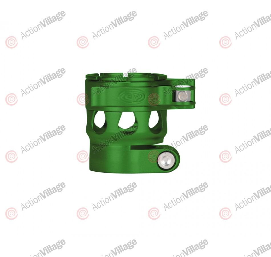 Custom Products CP Etek 1/2 Clamping Feed Neck - Dust Green