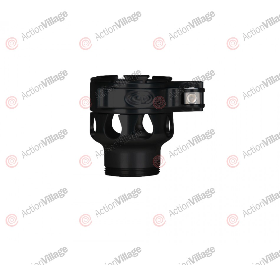 Custom Products CP Invert Mini Clamping Feed Neck - Black