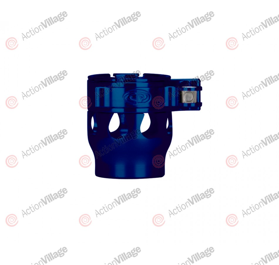 Custom Products CP Alias Intimidator Clamping Feed Neck - Blue