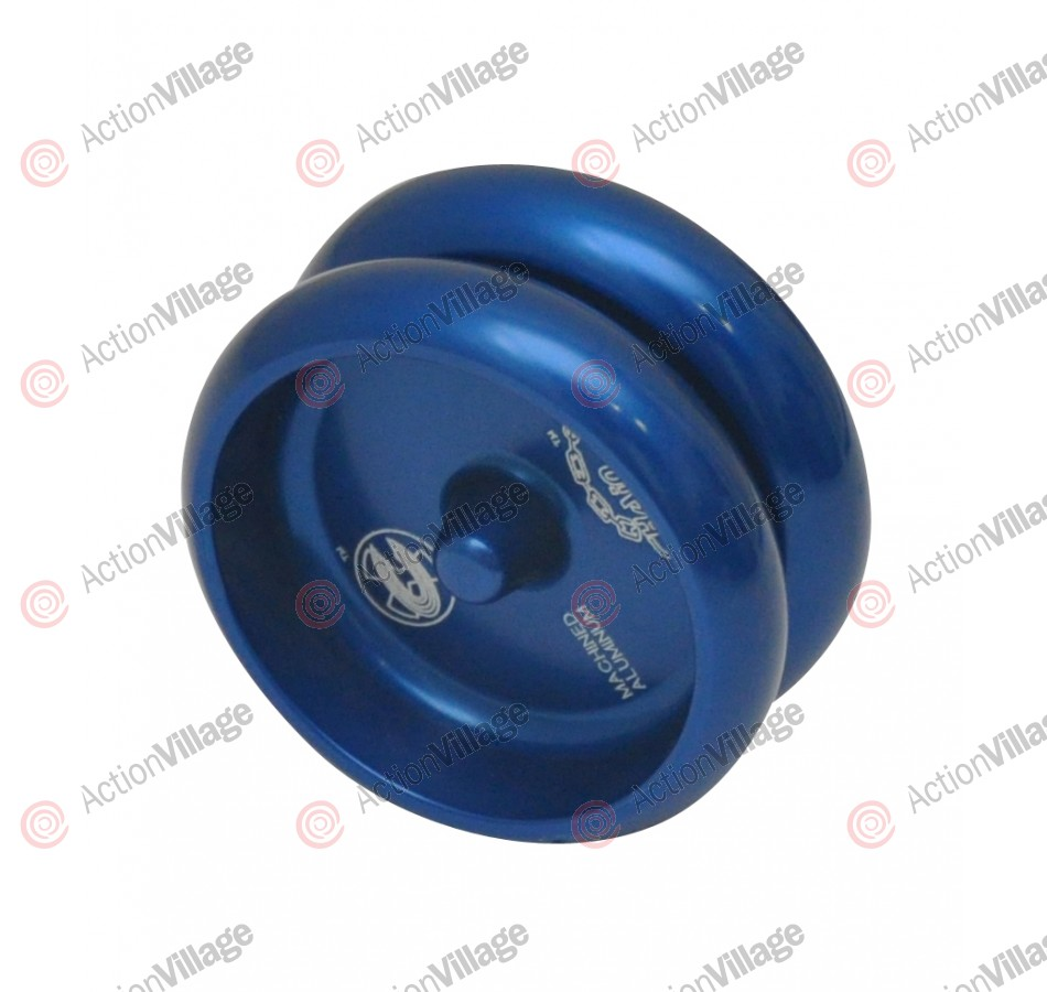 Custom Products Chain Reactor Yo-Yo - Blue