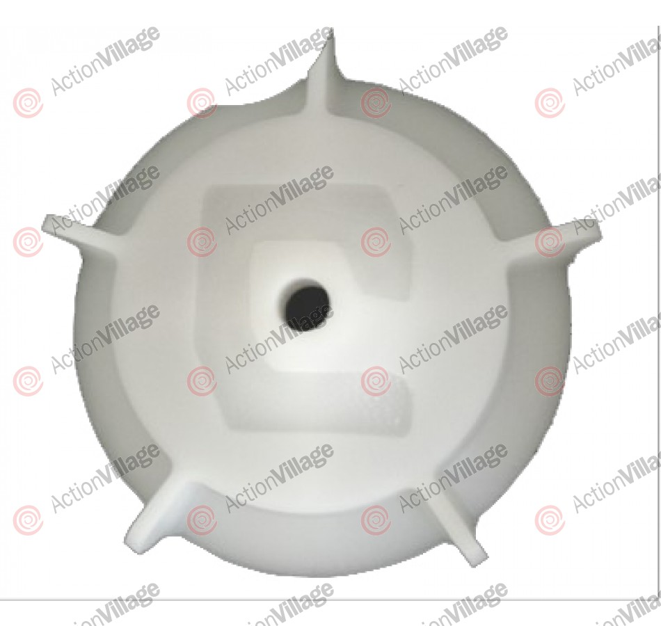 Critical Paintball Halo Drive Cone - White