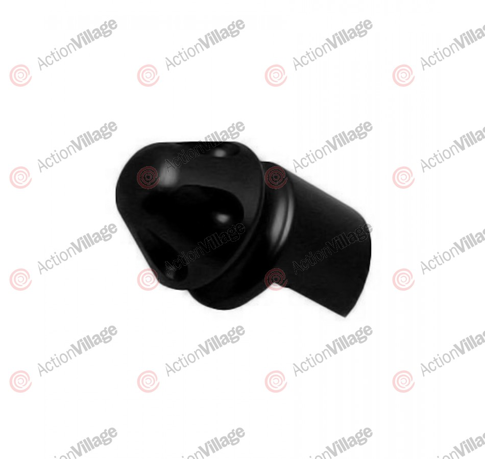 Custom Products CP Angel Breech Knob - Black