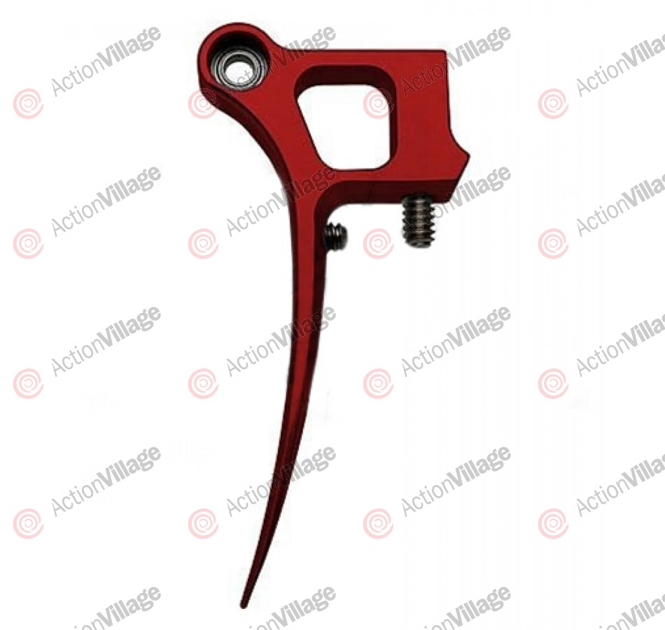 Custom Products CP DM4/PM5/PM6 Rake Trigger - Red