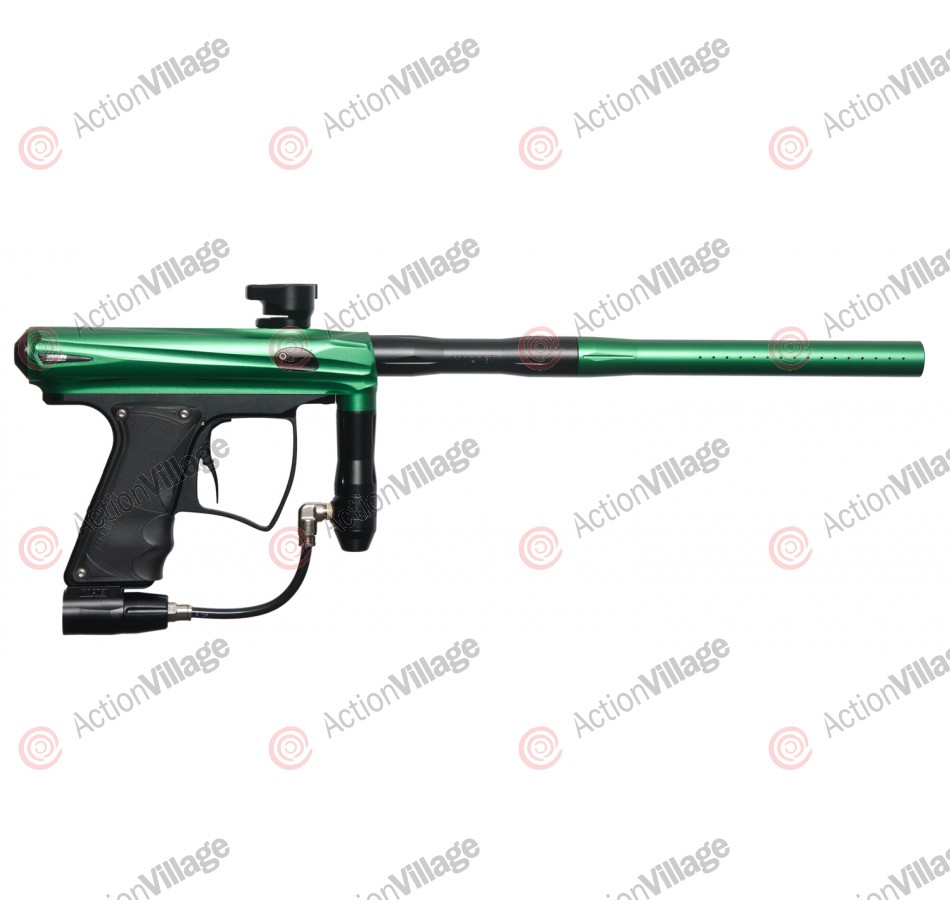 MacDev Drone DX Paintball Gun - Green