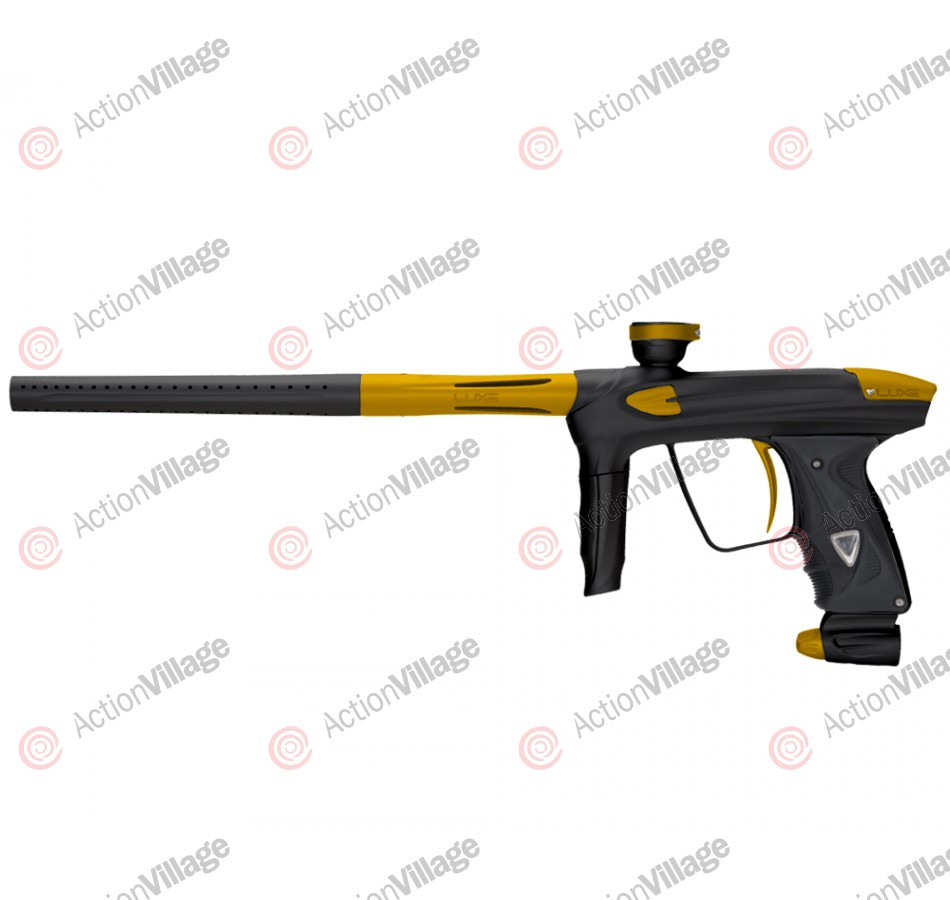 DLX Luxe 2.0 Paintball Gun - Dust Black/Dust Gold
