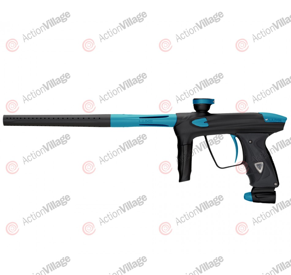 DLX Luxe 2.0 Paintball Gun - Dust Black/Dust Teal