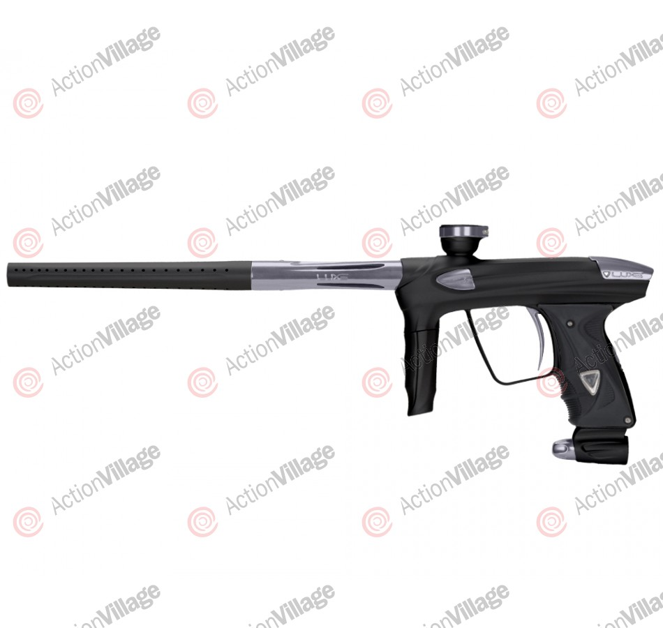 DLX Luxe 2.0 Paintball Gun - Dust Black/Pewter