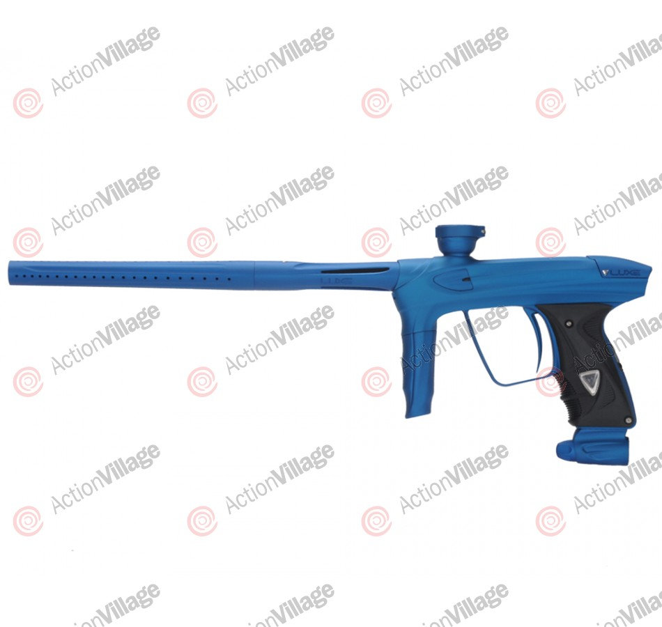 DLX Luxe 2.0 Paintball Gun - Dust Blue/Dust Blue