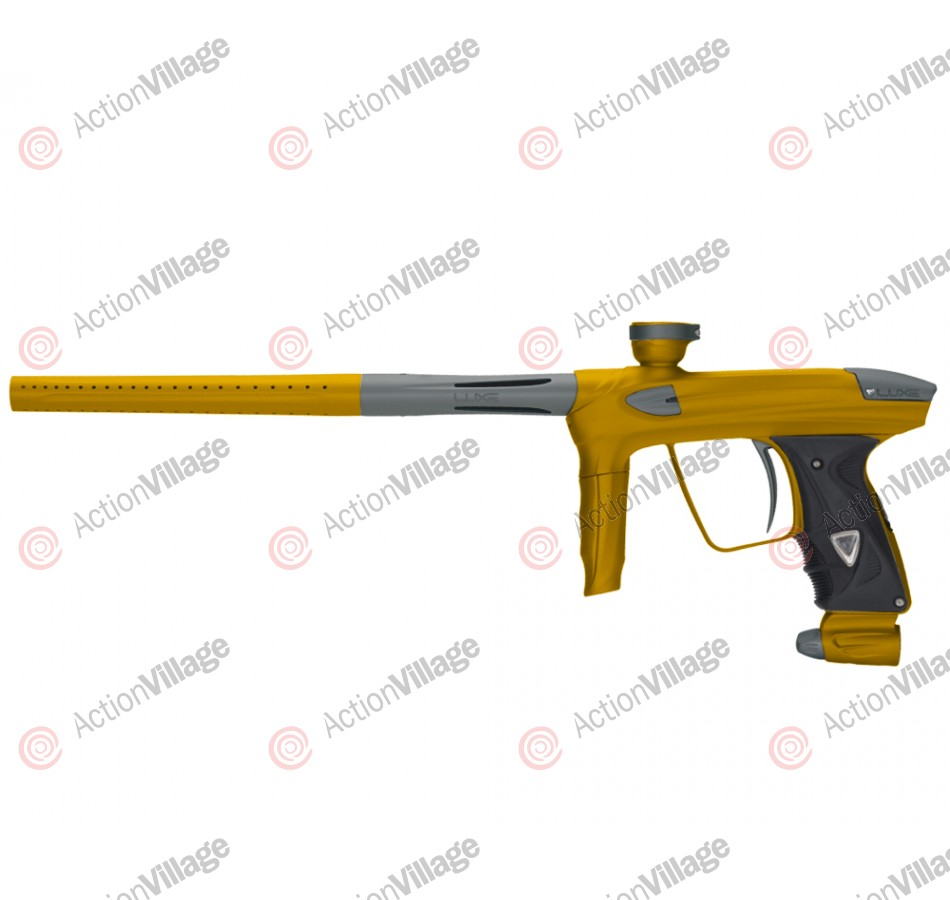 DLX Luxe 2.0 Paintball Gun - Dust Gold/Dust Titanium