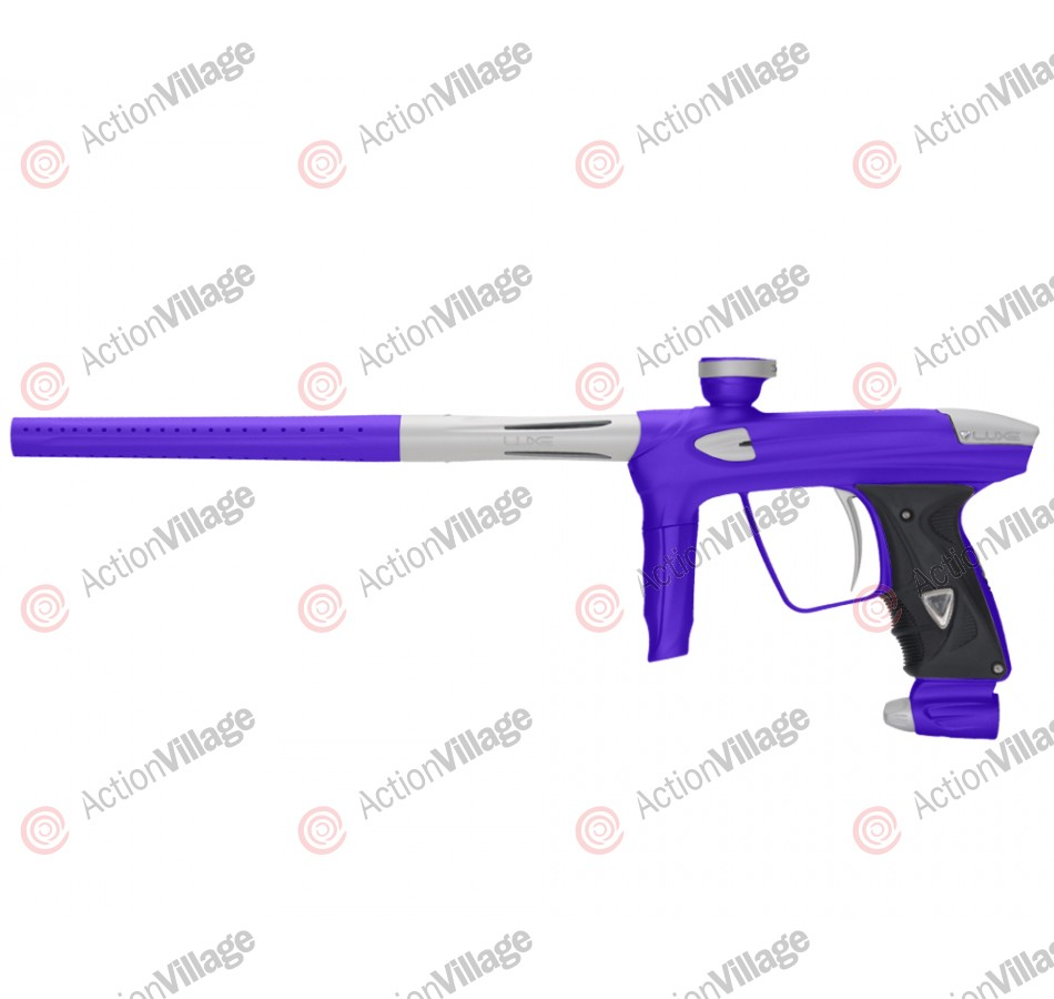 DLX Luxe 2.0 Paintball Gun - Dust Purple/Dust White