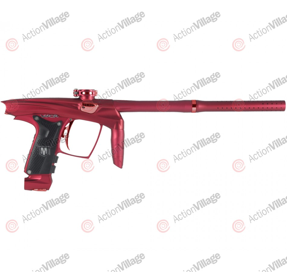 Machine Vapor Paintball Gun - Dust Red w/ Red Accents