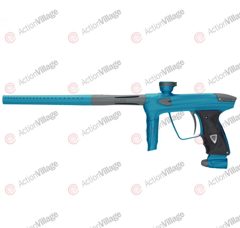 DLX Luxe 2.0 Paintball Gun - Dust Teal/Dust Titanium