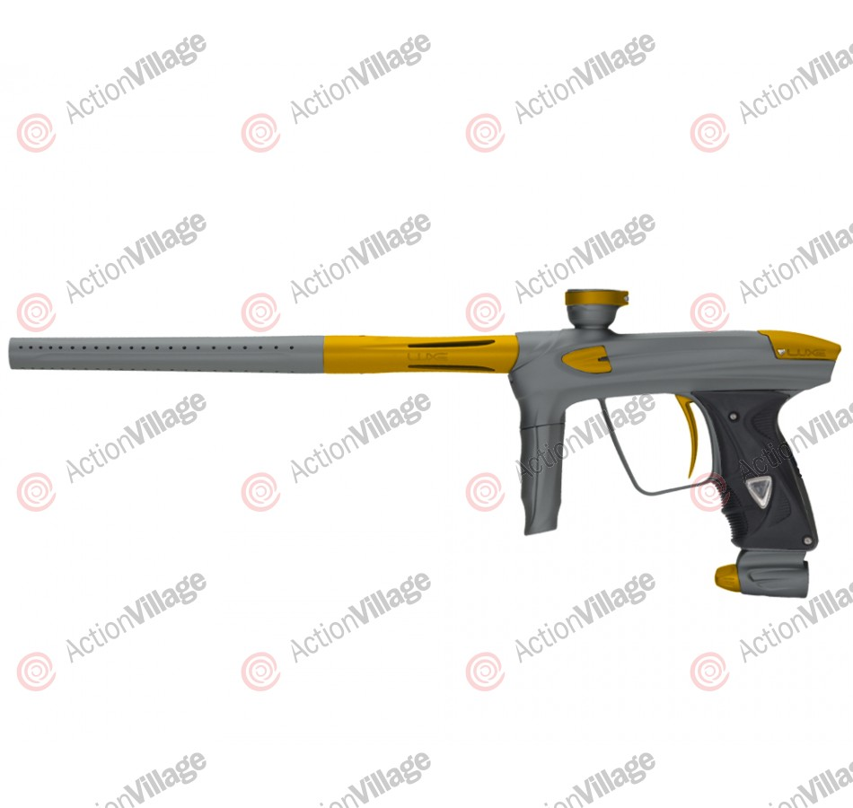 DLX Luxe 2.0 Paintball Gun - Dust Titanium/Dust Gold