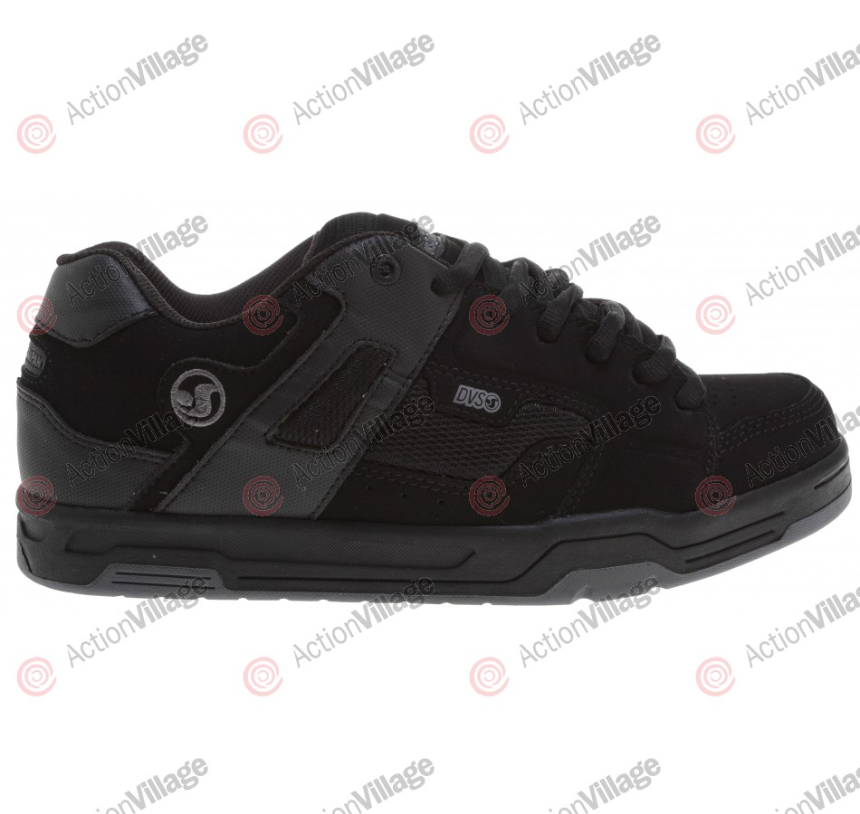 DVS Enduro - Black Nubuck - Skateboard Shoes