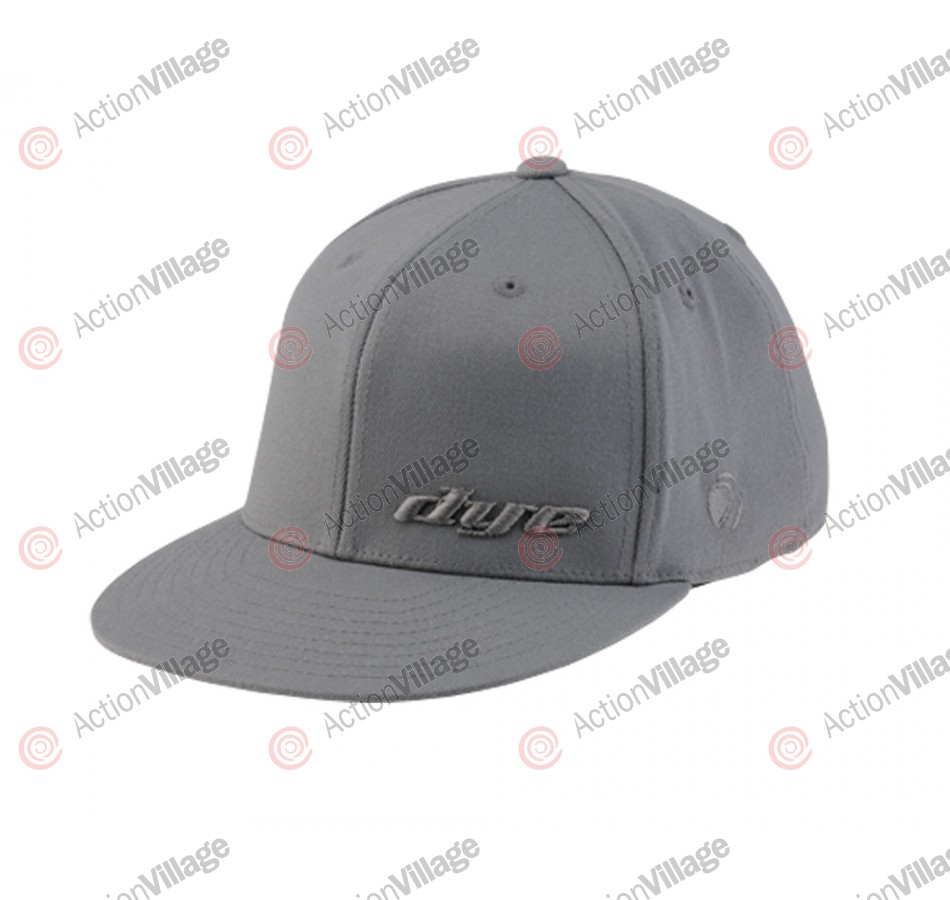 Dye 2013 So Cal Men's Fitted Hat - Dark Grey