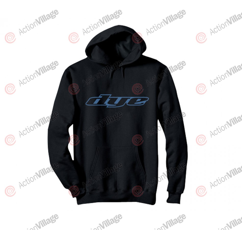 Dye 2013 Standard Hooded Sweatshirt - Black