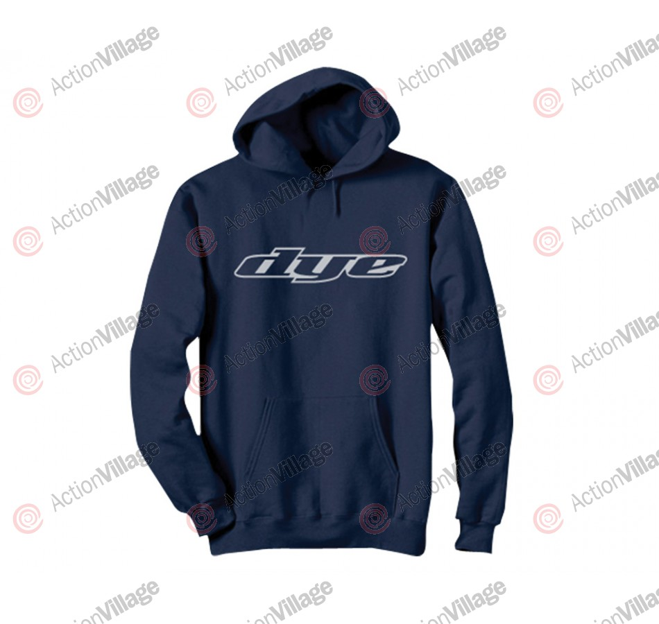 Dye 2013 Standard Hooded Sweatshirt - Navy