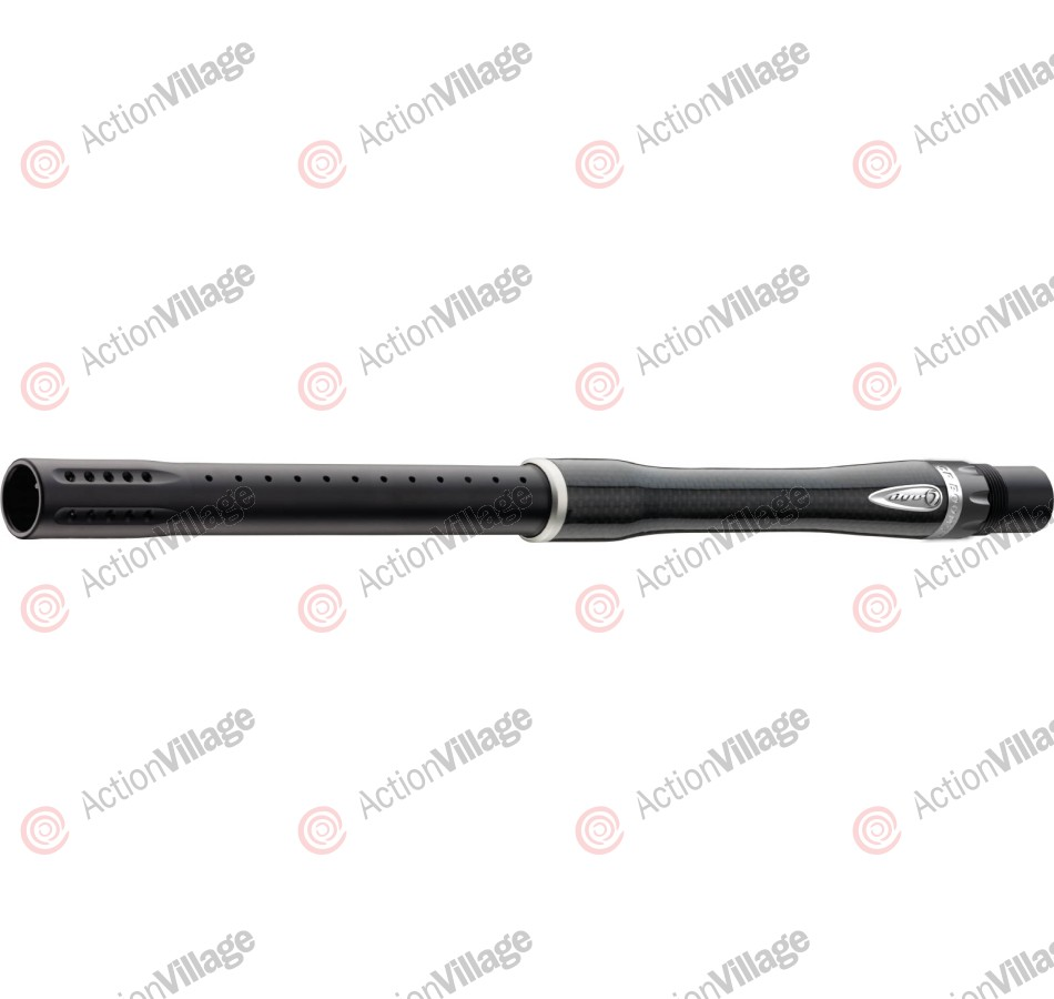 Dye Carbon Fiber 2 Piece Boomstick Barrel - Autococker Thread - 17
