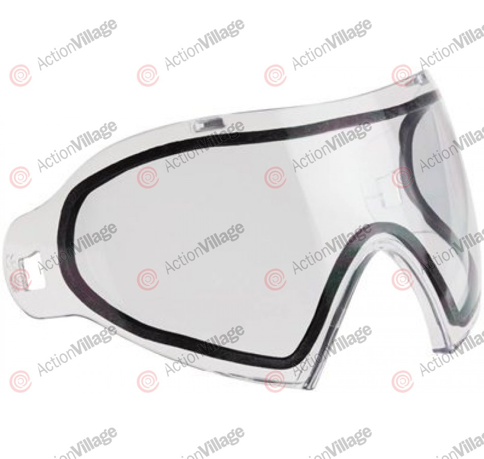 Dye I4 Thermal Mask Lens - Clear
