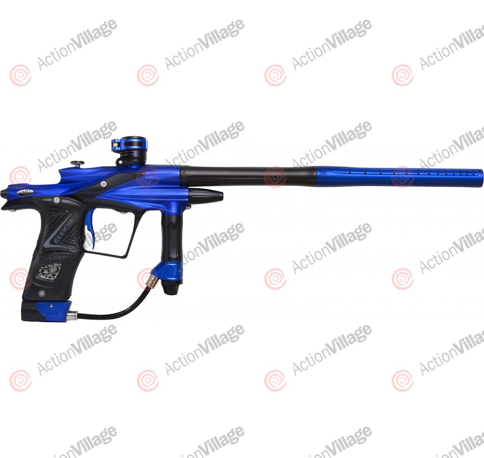 Planet Eclipse 2011 Ego Paintball Gun - Dynasty Blue/Black