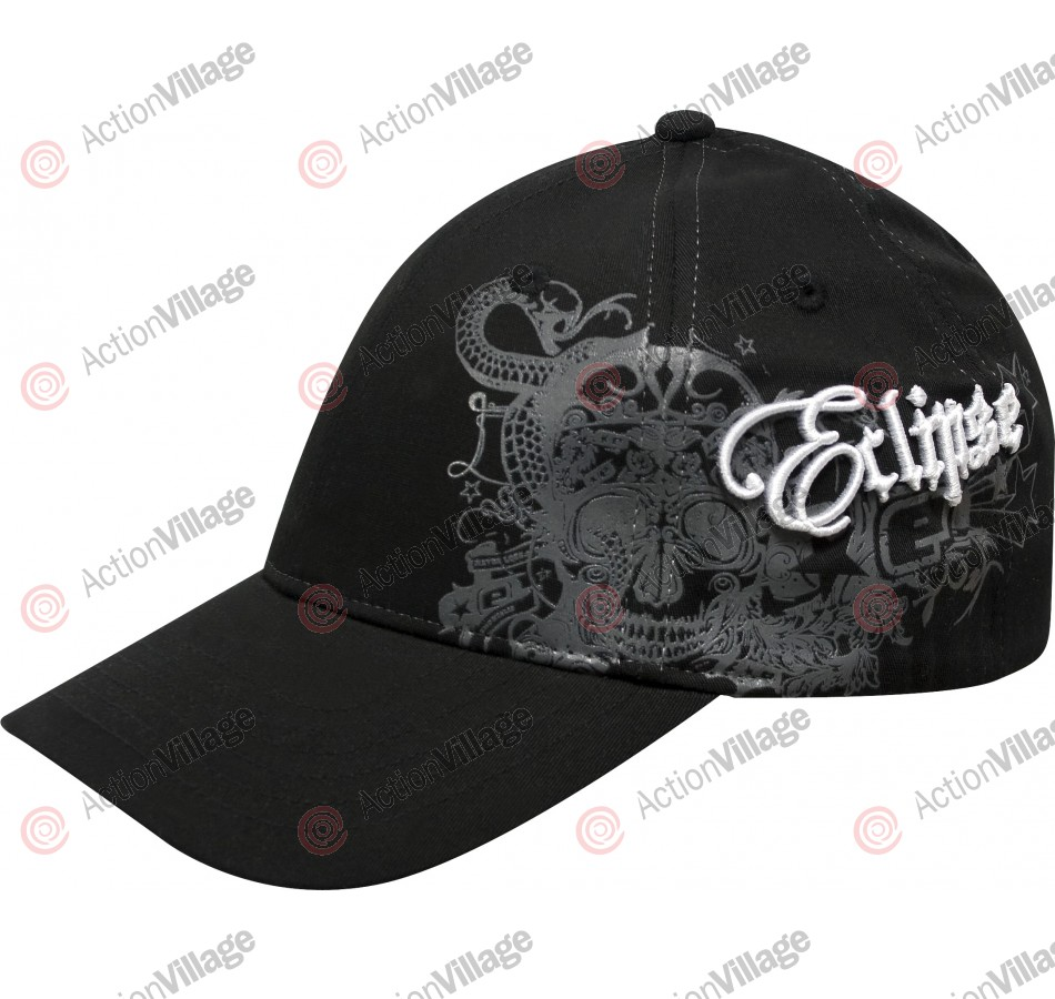 Planet Eclipse 2010 Emortalis Cap - Black
