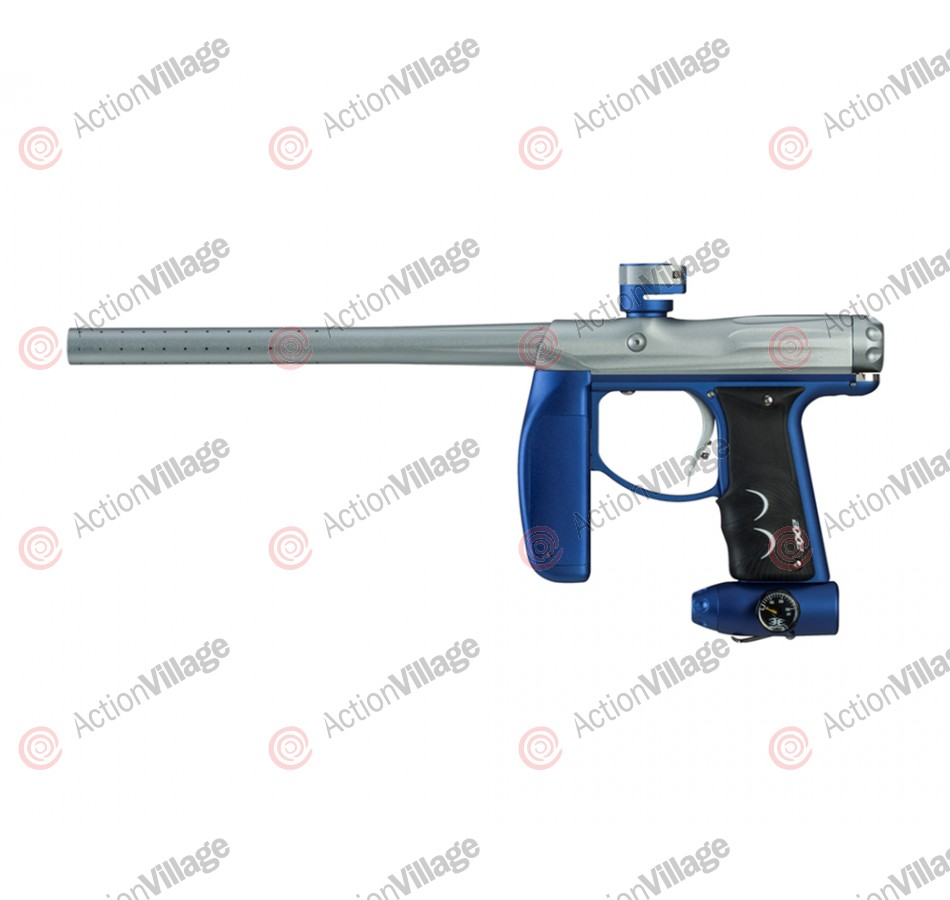 Empire Axe Paintball Gun - SE Blue/Silver