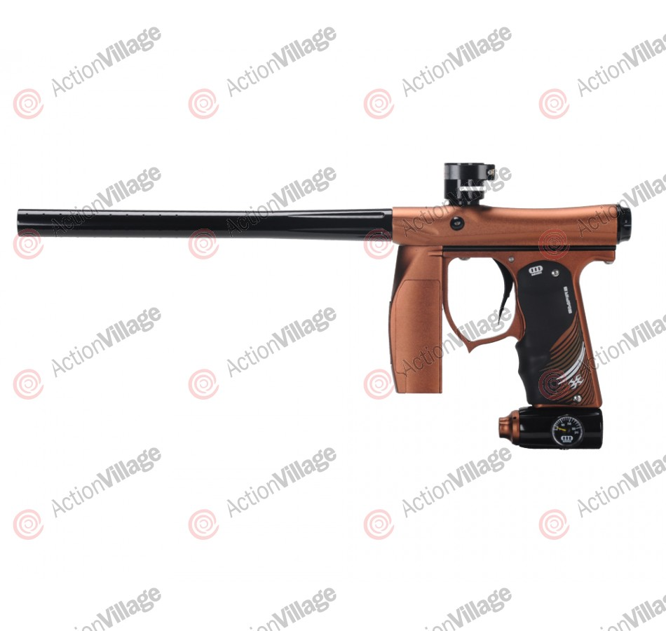 Empire Invert Mini S.E. Paintball Marker - Copper/Black