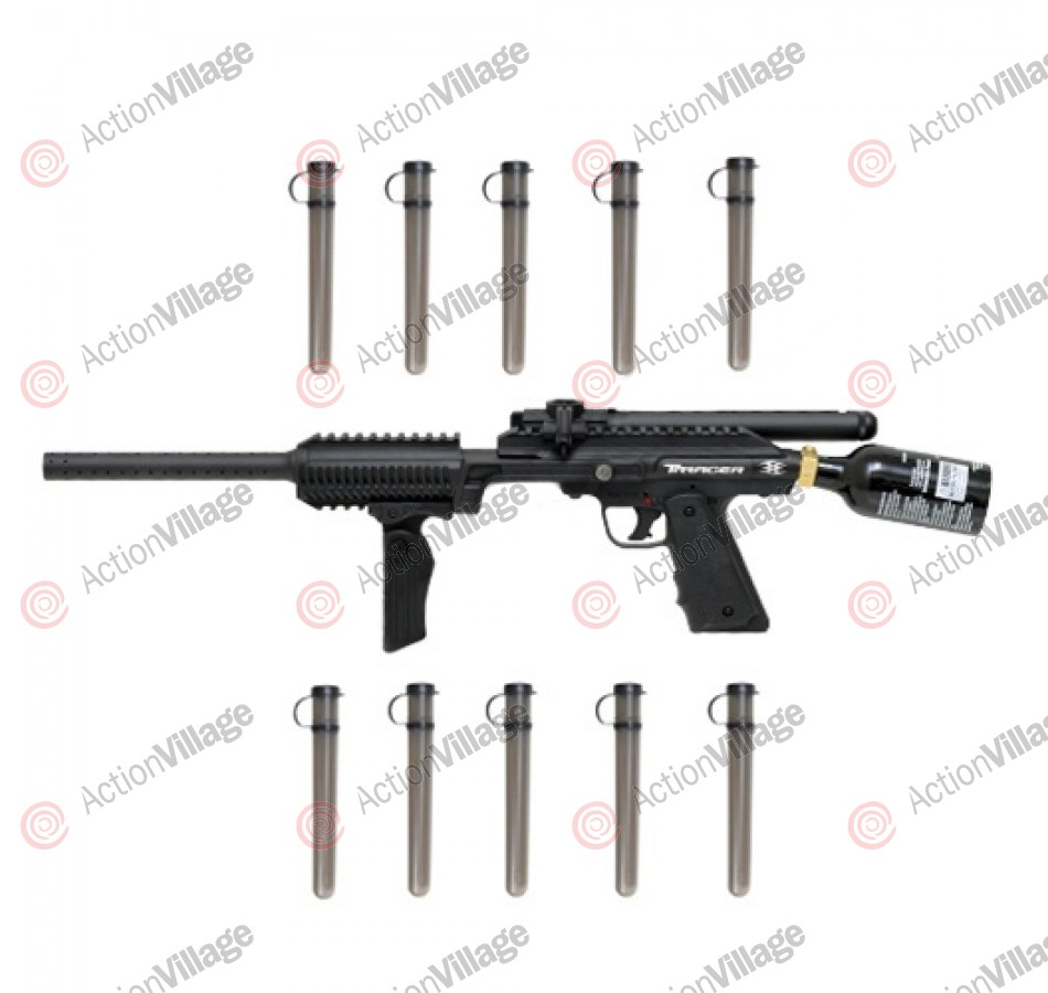 Empire Trracer Paintball Gun Package Kit